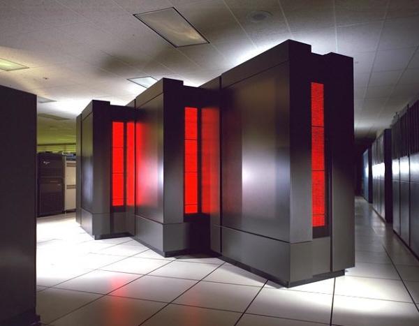 CM-5 Supercomputer