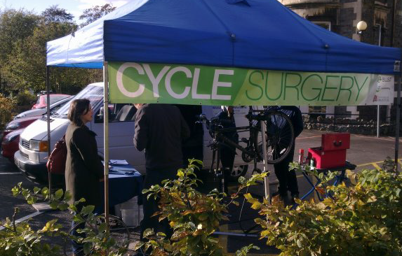 Bristol University Cycle Surgery