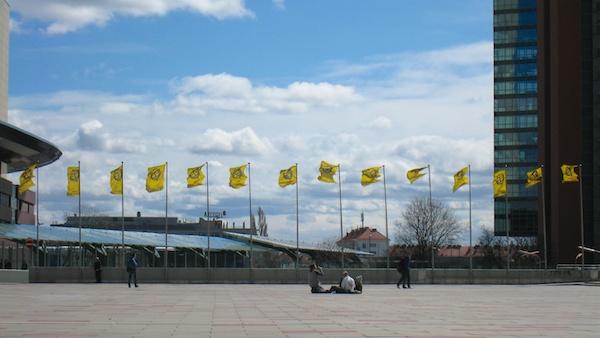 EGU2013 Flags